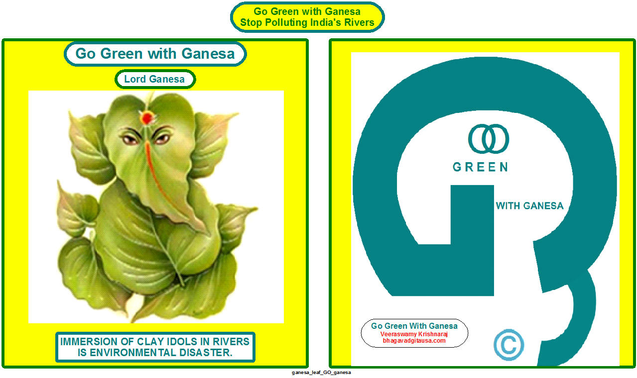 Go Green With Ganesa