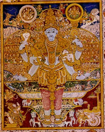 Totality of Lord Vishnu